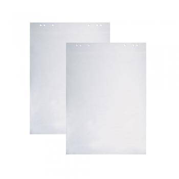 Hartie flipchart RTC , 100x65 cm, 70 g/mp, velina