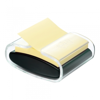 Dispenser notite adezive, Post-it, Super Sticky, 76 x 76 mm, 90 file