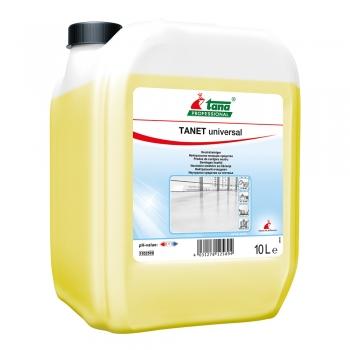 Detergent pentru suprafete lavabile Tanet Universal, 10 l