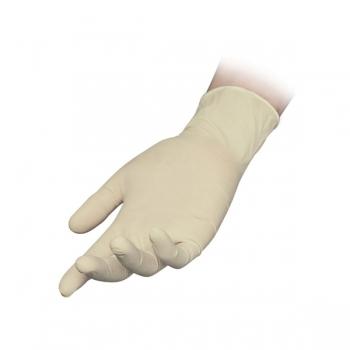 Manusi latex nepudrate, Reflexx 57, 0.09 mm, marimea L, 100 buc/cutie