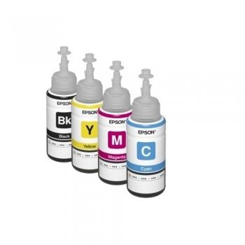 Cerneala CISS pentru Epson L210, negru, 100 ml