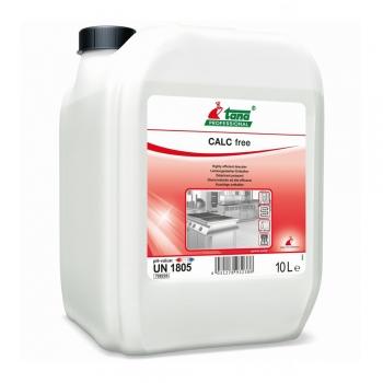 Detergent Tana Professional, CALC Free, pentru indepartarea calcarului, 10 l