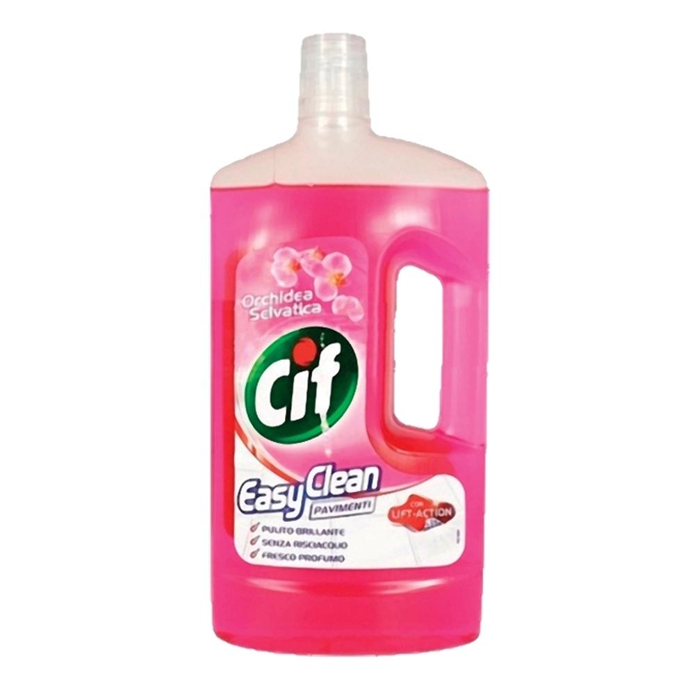 Detergent pardoseala, Cif, Easy Clean, Orhidee, 1 l
