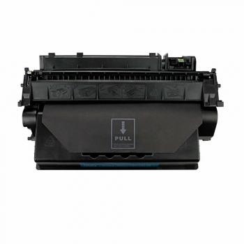 Toner, compatibil Canon/HP, CRG-719H/CE505X, 6500 pagini, negru