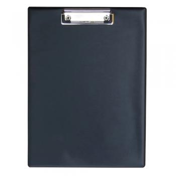 Clipboard simplu, A4, PVC, negru