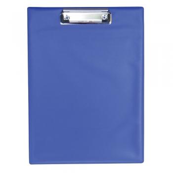 Clipboard simplu, A4, PVC, albastru
