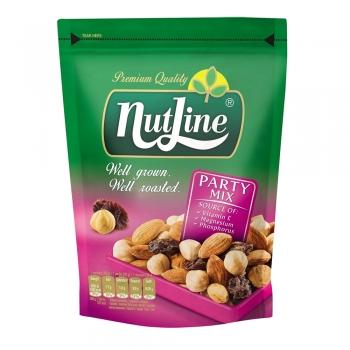 Mix Nutline alune de padure, migdale, stafide, 150 g