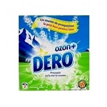 Detergent automat Dero Ozon 300 g