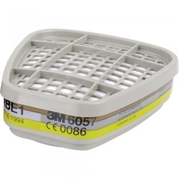 Set filtre 3M 6057 ABE1 compatibile cu masti 3M seria 6000 si 7000