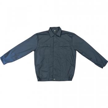 Bluza salopeta, tercot, bleumarin, marimea XL