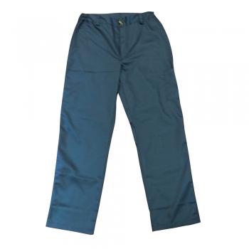 Pantaloni de lucru, tercot, bleumarin, marimea S