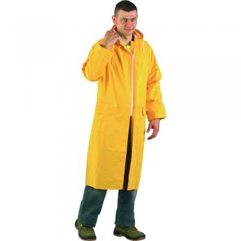 Pelerina impermeabila, Euro Protection, CoverGuard, galben, marimea XL