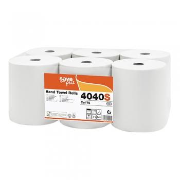 Rola prosoape hartie, Celtex 4040S, autocut, 2 straturi, 130 m, 6 role/set