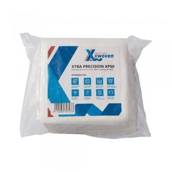 Lavete industriale, Xwoven, Xtra Precision, XP50, 30x30cm, 50 portii/pachet