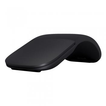 Mouse wireless, Microsoft ARC, bluetooth, negru