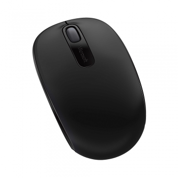 Mouse wireless, Microsoft,  Mobile Mouse 1850, negru