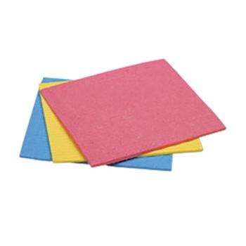 Laveta umeda, Vileda, Sponge Cloth Aqua, 5 buc/set