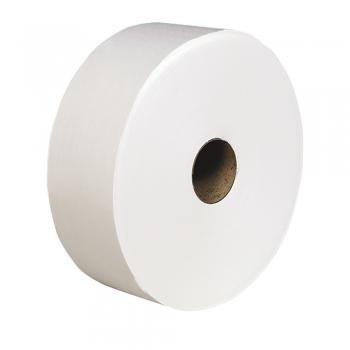 Rezerva hartie igienica Kimberly-Clark Jumbo, 2 straturi, 12 role/bax