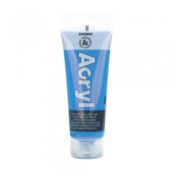 Tempera acrilica Morocolor Primo 75 ml albastru marin