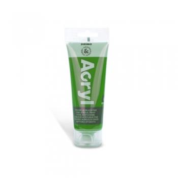 Tempera acrilica Morocolor Primo 75 ml verde deschis