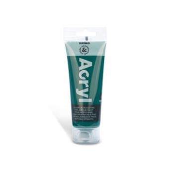 Tempera acrilica Morocolor Primo 75 ml verde smarald