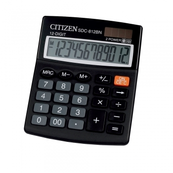 Calculator Citizen SDC812N