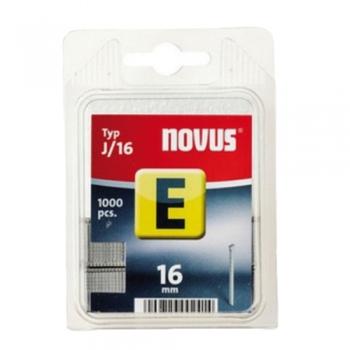 Capse Novus, J/16, pentru tackere, 1000 bucati/cutie