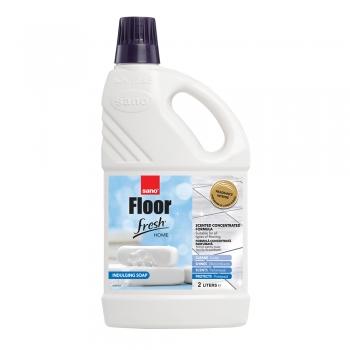 Detergent pardoseala, Sano, Floor Fresh, Soap, 2 l