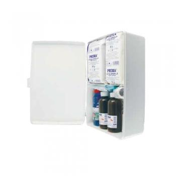 Trusa sanitara de prim ajutor, cu fixare pe perete, avizata MS