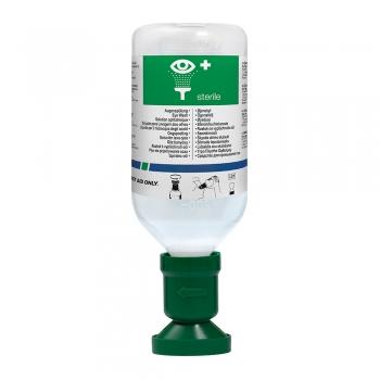 Apa sterila, First Aid Only, pentru curatarea ochilor, 500 ml