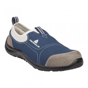 Pantofi Delta Plus Miami S1P bluemarin marime 38, confortabili, din poliester si bumbac, rezistenti