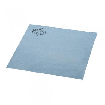 Set lavete microfibra, Vileda, PVAmicro, albastru, 5 bucati/set
