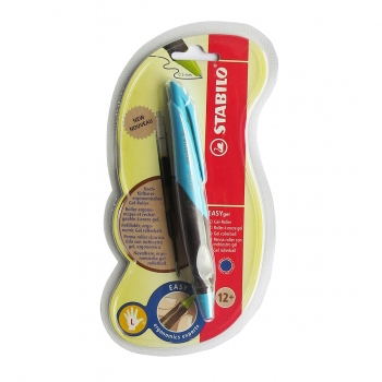 Roller cu gel Stabilo  Easy gel  pentru stangaci vartf .0.5 mm