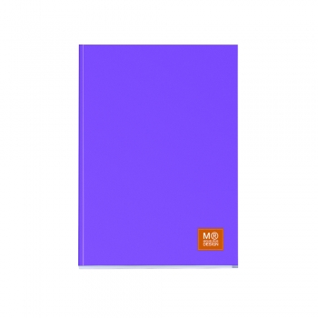 Caiet capsat Miquelrius, Candy Tag, A4, matematica, 80 file, mov
