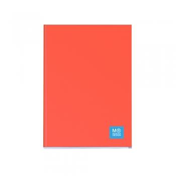 Caiet capsat Miquelrius, Candy Tag, A4, matematica, 80 file, portocaliu