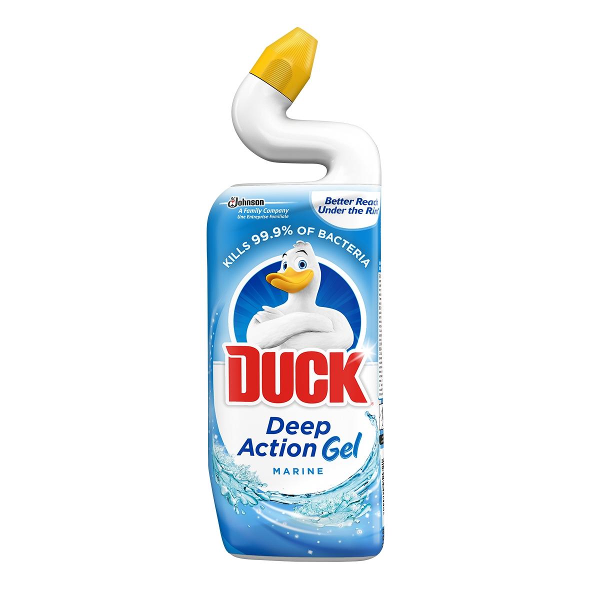 Detergent Duck pentru toaleta, ocean, 750 ml