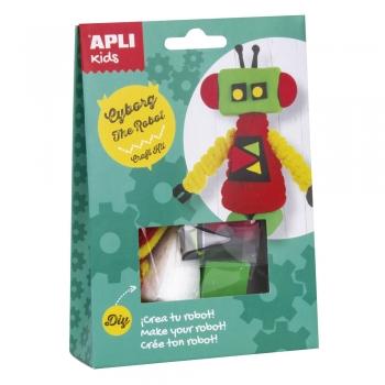Set creativ APLI, robot