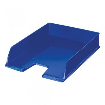 Tavita pentru documente Centra, albastru