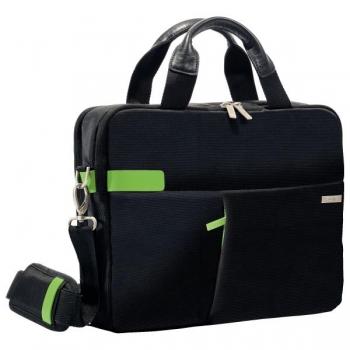 Geanta Smart Traveller Negru Laptop 13,3 Leitz