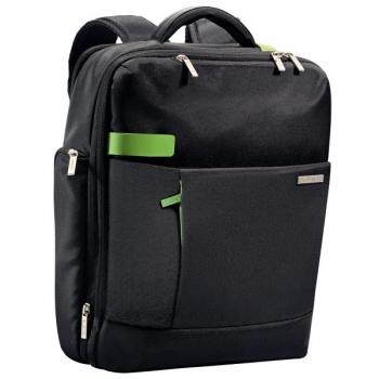Rucsac Smart Traveller Negru Laptop 15,6 Leitz
