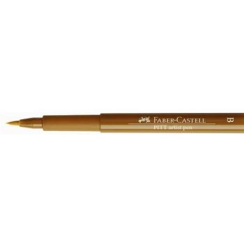 Pitt Artist Pen Brush Auriu-Verzui Faber-Castell