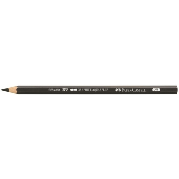 Creion Graphite Aquarelle 2B Faber-Castell
