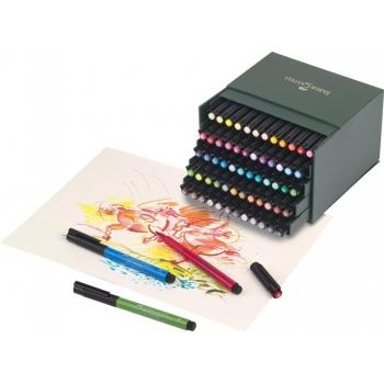 Pitt Artist Pen Cutie Studio 60 Buc Faber-Castell