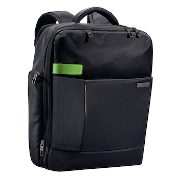 Rucsac Leitz Complete pentru Laptop 15,6 inch Smart Traveller, negru