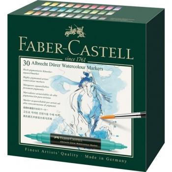 Set 30 Markere Solubile A.Durer Faber-Castell