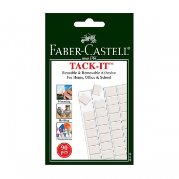 Guma Adeziva 50 g Tack-It Faber-Castell