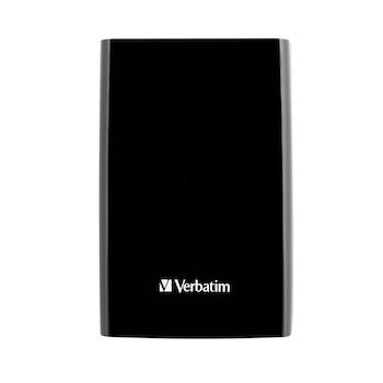 Hard disk extern Verbatim 2.5 inch, 2 TB, USB 3.0