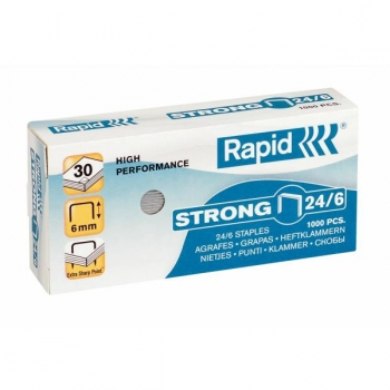 Capse 24/6 Strong Rapid