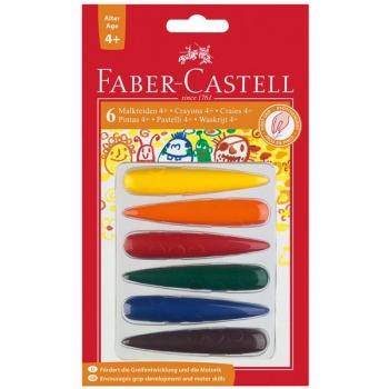 Creioane Cerate Degete Faber-Castell