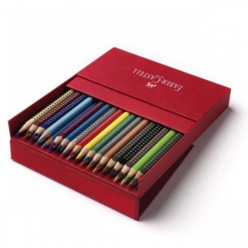 Creioane Colorate Grip 2001 Faber-Castell